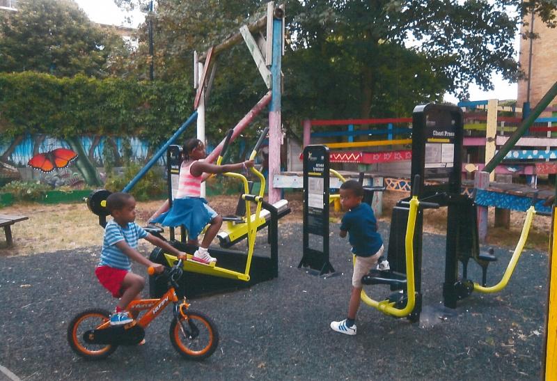 Blethwin Road Playground