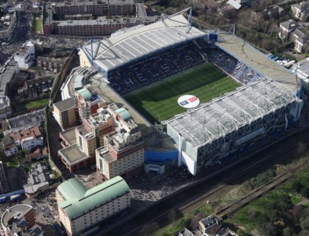 Stamford Bridge 2001